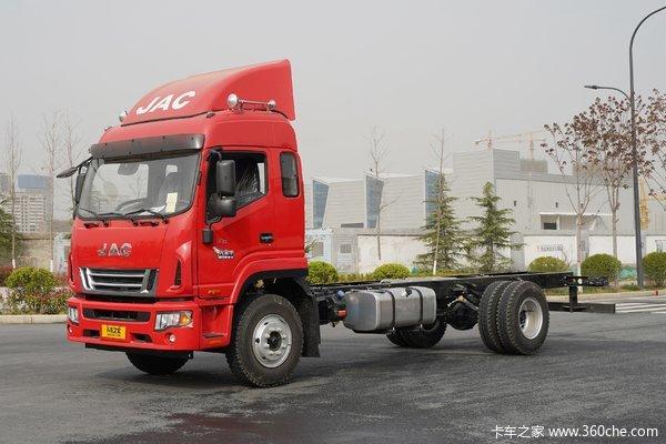 江淮 德沃斯V9 大金牛 220马力 4X2 6.8米载货车