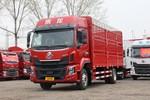东风柳汽 乘龙H5中卡 260马力 4X2 6.8米仓栅式载货车(LZ5183CCYH5AB)图片