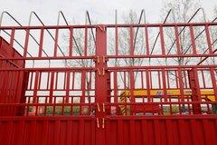东风柳汽 乘龙H5中卡 260马力 4X2 6.8米仓栅式载货车(LZ5183CCYH5AB) 卡车图片