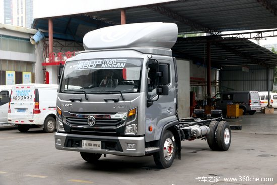 东风 凯普特星云K6-L 标准版 160马力 4.17米单排厢式轻卡(国六)(速比4.33)(EQ5070XXY8CD1AC)