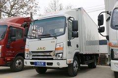 江淮 帅铃Q3 130马力 4.13米单排厢式轻卡(国六)(HFC5041XXYP73K1C7S-1) 卡车图片
