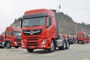 东风商用车 天龙旗舰KX 600马力 6X4 AMT自动挡牵引车(国六)(DFH4250CX7)