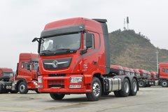 东风商用车 天龙旗舰KX 600马力 6X4牵引车(DFH4250CX7) 卡车图片