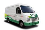 五菱汽车 EV80 4.5T 3.2米纯电动封闭货车76.8kWh图片