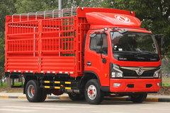 东风 福瑞卡F6 130马力 4.17米单排仓栅式轻卡(锡柴)(EQ5043CCY8GDF) 卡车图片
