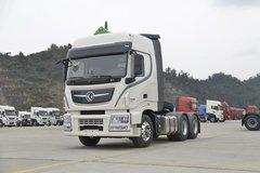 东风商用车 天龙旗舰KX 2021款 520马力 6X4危险品牵引车(DFH4250CX4) 卡车图片