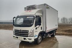 福田 时代领航6 150马力 4X2 4.08米冷藏车(BJ5046XLC9JBA-03)