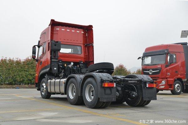 东风天龙KL牵引车襄阳市火热促销中 让利高达0.2万