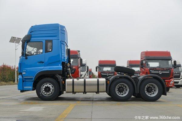 降价促销东风天龙VL牵引车仅售29.38万