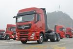 东风商用车 天龙旗舰KX 创领版 500马力 6X4 LNG牵引车(国六)(DFH4250D13)图片
