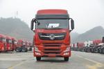 东风商用车 天龙旗舰KX 创领版 500马力 6X4 LNG牵引车(国六)(速比3.909)(DFH4250D13)图片