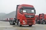 东风商用车 天龙旗舰KX 创领版 500马力 6X4 LNG牵引车(国六)(液缓)(DFH4250D13)图片
