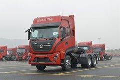 东风商用车 天龙KL重卡 465马力 6X4牵引车(自动档)(DFH4250D3)图片