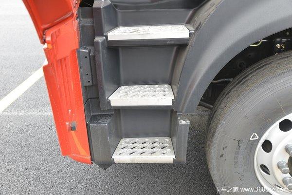 东风天龙KL国六牵引车,农副散杂的运输利器
