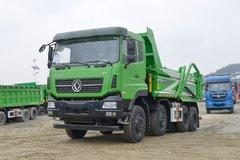 东风商用车 天龙KC重卡 350马力 8X4 6米自卸车(平顶)(DFH3310B2)