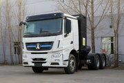 北奔 V3重卡 25T 6X4 纯电动牵引车(ND4250BBXJ7Z02BEV)