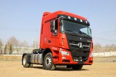 北奔 V3ET重卡 精英版 460马力 4X2牵引车(ND4180AD5J7Z02) 卡车图片