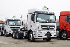 北奔 V3ET重卡 精英版 460马力 6X4 LNG危险品牵引车(国六)(ND4250BG6J7Z02) 卡车图片