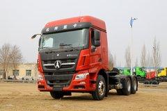 北奔重卡 V3ET重卡 精英版 460马力 6X4 LNG牵引车(国六)(ND4250BG6J7Z01) 卡车图片