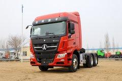 北奔 V3ET重卡 精英版 460马力 6X4牵引车(ND4250BD5J7Z02) 卡车图片