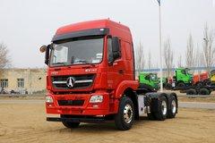 北奔 新V3MT重卡 400马力 6X4 牵引车(ND4250BD5J7Z05) 卡车图片