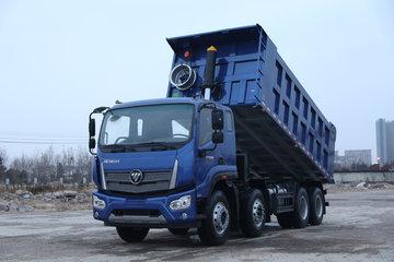 福田瑞沃 ES5 270马力 8X4 5.6米自卸车(BJ3314DPPHB-03)图片