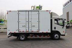 时代 领航H2 115马力 4.15米单排厢式轻卡(BJ5043XXY-J7) 卡车图片