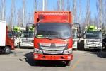 福田 欧马可S1系 150马力 3.8米排半厢式轻卡(BJ5048XXY-FH)图片