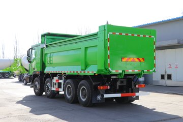 福田 欧曼GTL 9系重卡 质享版 430马力 8X4 5.8米自卸车(BJ3319DMPKC-AE)图片