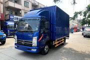 凯马 凯捷M3 高配版 130马力 4.16米单排厢式轻卡(KMC5042XXYD336DP6)