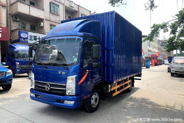 购国六凯捷M3载货车 享高达0.8万优惠