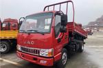 江淮 骏铃G系 120马力 4X2 3.2米自卸车(HFC3046R93K1C2V)图片