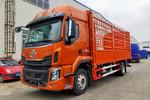 东风柳汽 乘龙H5中卡 240马力 4X2 6.8米仓栅式载货车(10挡)(速比3.909)(LZ5182CCYM3AB)图片