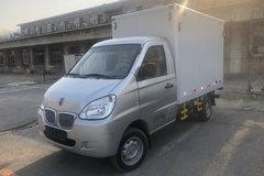 金杯 T10 2021版 85马力 1.2L 汽油 2.62米单排厢式微卡(国六)(JKC5020XXYD6L1) 卡车图片
