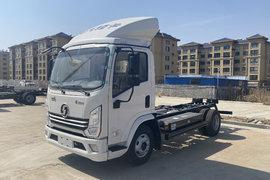 陜汽輕卡 德龍K3000 4.15米純電動廂式載貨車81.14kWh
