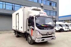 福田 奥铃新捷运 青春版 132马力 4X2 4.085米冷藏车(BJ5045XLC8JDA-AB1)