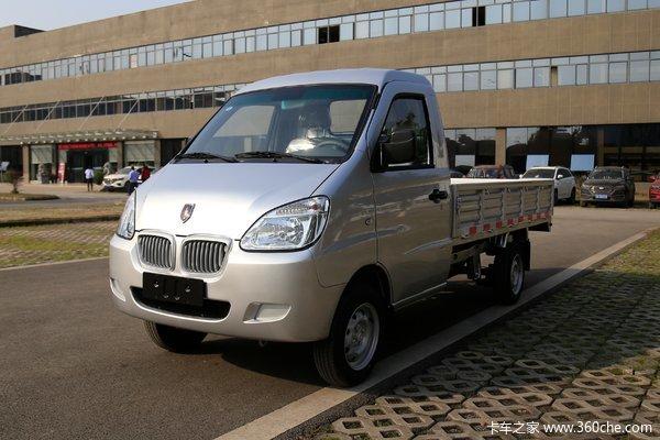 金杯 T10 2021款 标准型 85马力 1.2L汽油 2.7米单排栏板微卡(国六)