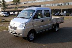 金杯 T12 2021款 标准型 85马力 1.2L汽油 2.08米双排栏板微卡(国六)(JKC1020S6L2) 卡车图片