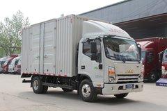 江淮 帅铃Q6 160马力 4.12米单排厢式轻卡(国六)(HFC5088XXYP71K1C7S) 卡车图片