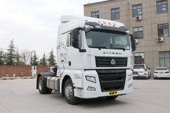 中国重汽 汕德卡SITRAK G7重卡 440马力 4X2 AMT自动挡牵引车(ZZ4186V361HE1B) 卡车图片