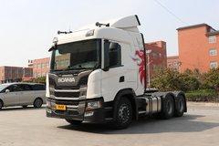 斯堪尼亚 新G系列重卡 450马力 6X4牵引车(型号5G450) 卡车图片