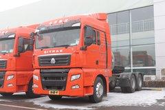 中国重汽 汕德卡SITRAK G7重卡 440马力 6X4 LNG牵引车(国六)(MCY12BGS后桥)(ZZ4256V384HF1LB) 卡车图片
