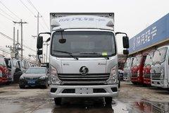 陕汽轻卡 德龙K3000 130马力 4.18米单排厢式轻卡(YTQ5040XXYKH334)