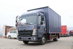 中国重汽HOWO 悍将 130马力 4.15米单排厢式轻卡(宽体)(ZZ5047XXYF3314F145) 卡车图片