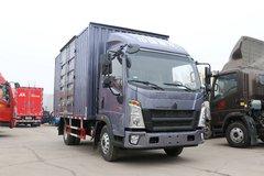 中国重汽HOWO 悍将 130马力 4.15米单排厢式轻卡(宽体)(ZZ5047XXYF3314F145)
