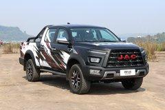 江淮 悍途 2020款 旗舰版 2.0T柴油 150马力 四驱 大双排皮卡(国六)