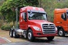 东风柳汽 乘龙T5重卡 400马力 6X4 LNG牵引车(国六)(LZ4250T5DM1) 卡车图片