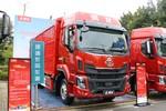 东风柳汽 乘龙H5中卡 260马力 4X2 6.8米仓栅式载货车(3.6T前桥)(LZ5183CCYH5AB)图片