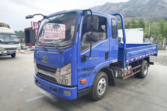 南骏汽车 瑞吉J20 84马力 4X2 3.29米排半栏板轻卡(NJA1040EDE28V) 卡车图片