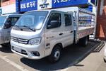 福田 祥菱M2 1.6L 122马力 汽油 3.1米双排仓栅式微卡(国六)(BJ5032CCY4AV5-01)图片